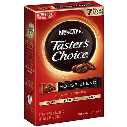 Best Coffee, Nescafe 66850 Nescafe Tasters Choice Stick Pack, Premium Coffee, Original Blend | Kitchen and Pans | Sensory Marketing of foods | Scoop.it
