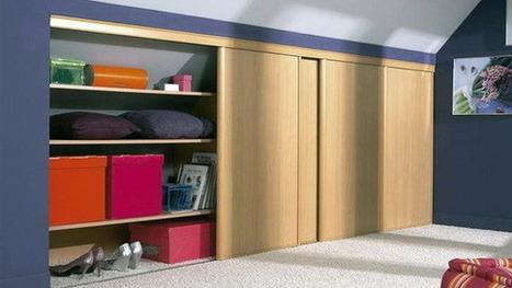 Practical Loft Storage Ideas | Home & Office Organization | Scoop.it