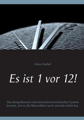 Es ist 1 vor 12! | Book Bestseller | Scoop.it