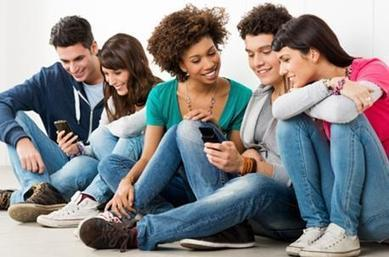 Young people use smartphones 'every other minute'   News   Research   Marketing research and why it matters   Scoop.it