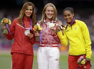 2012 Olympic women's steeplechase champ fails doping retest | Doping in Sport - A Jamaican Insider's Perspective | Scoop.it