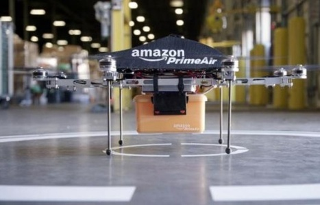 Amazon autorisé à tester ses drones de livraison aux Etats-Unis | Cyborg Anthropology: the rise of the machines | Scoop.it