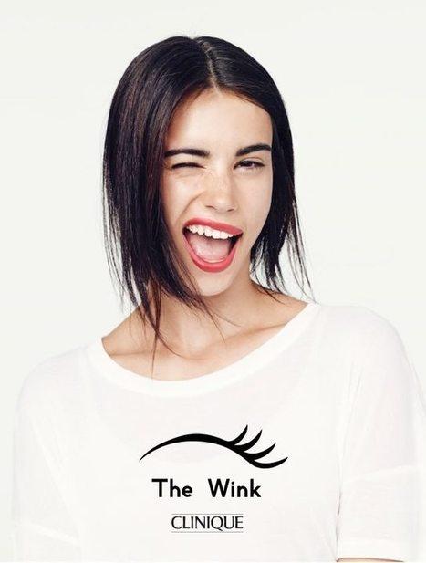 Clinique lance The Wink, entre blog éditorial et guide inspirationnel | Beauté & Cosmétiques | Scoop.it
