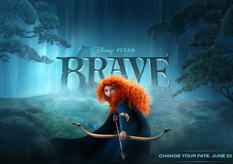 A closer look at Disney-Pixar's 'Brave' transmedia strategy. | Transmedia: Storytelling for the Digital Age | Scoop.it