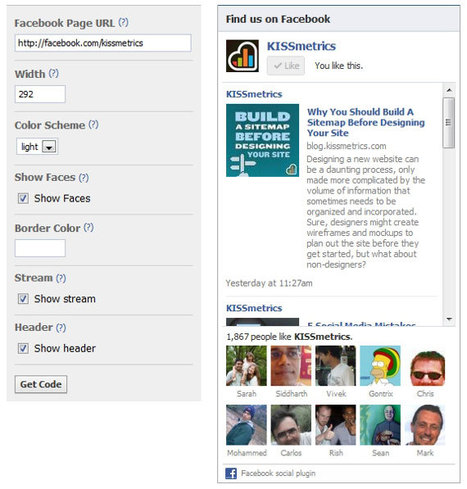 How to Get More Facebook Likes for Your Website and Fan Page | TheDailySocial | Scoop.it