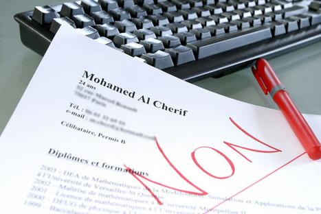 Le CV anonyme peut-il être efficace pour lutter contre les discriminations à l'embauche ? - la question du jour sur Europe1 | Prévention et lutte contre les discri | Scoop.it