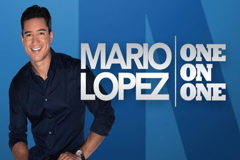 Mario Lopez: One on One | SC Research | Scoop.it