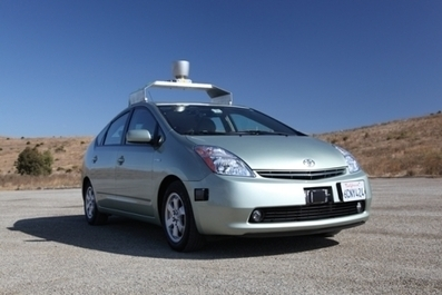 The future of the self-driving electric car. | leapmind | Scoop.it
