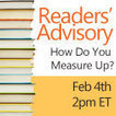 Readers' Advisory: How Do You Measure Up? - Library Journal | reference librarians | Scoop.it