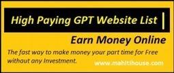 High Paying GPT Website List | RupeePay | Scoop.it