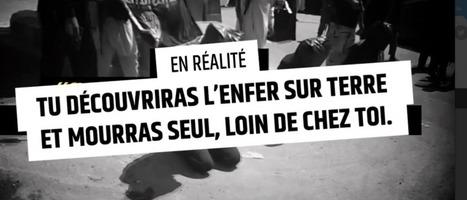 France: 4 spots TV pour éviter le départ de djihadistes en Syrie @i24news_FR | 694028 | Scoop.it
