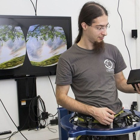 Take real-life strolls in virtual reality environments with the Virtualizer | Regenerating IT | Scoop.it