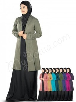 Buy Womens Cardigans Online, Cheap & Colorful Cardigans online - Mybatua.com | Abaya Online Collection | Scoop.it
