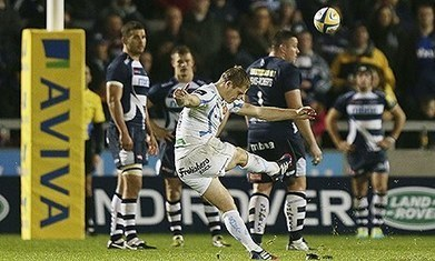 Sale 16-18 Exeter   Premiership match report   'Rugby Shorts'   Scoop.it