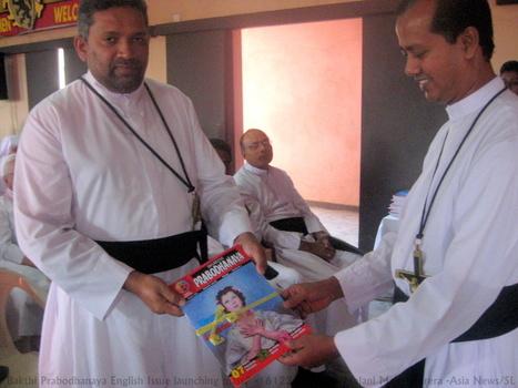 Sri Lanka - Online la nuova edizione in inglese della più vecchia rivista cattolica | OMInews | Scoop.it