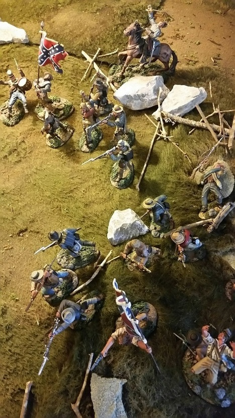 """A lot of Conte """"Sons of the South"""" sets 