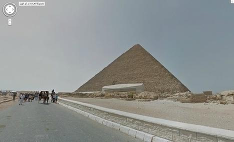 Ahora puedes visitar el Antiguo Egipto gracias a Google Street View | Apps Web PC | Scoop.it
