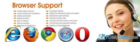 Support For Browser By Online Remote Services | Online computer repair services | Scoop.it