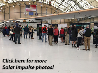 Tulsa spectators gather as a modern marvel, Solar Impulse 2, makes a stop at Tulsa Intl. Airport | Aviation & Airliners | Scoop.it