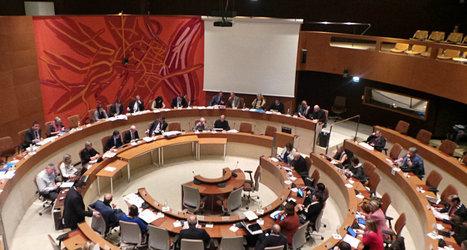 Au Conseil de l'Eurométropole, le grand oral de Frédéric Bierry | Strasbourg Eurométropole Actu | Scoop.it
