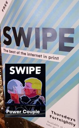 Swipe Magazine veut proposer le meilleur du web au format papier | DocPresseESJ | Scoop.it