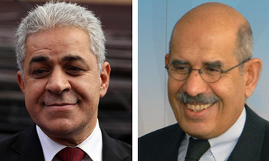 Sabbahi, ElBaradei call for boycotting Egypt's constituent assembly | Égypt-actus | Scoop.it