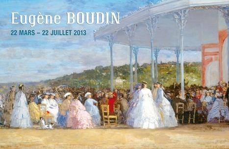 Eugène Boudin au Musée Jacquemart-André, Paris - mis en valeur et géré par Culturespaces | Clic France | Scoop.it