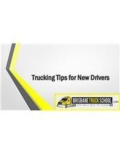 Trucking Tips for New Drivers | Brisbane Truck School | Scoop.it