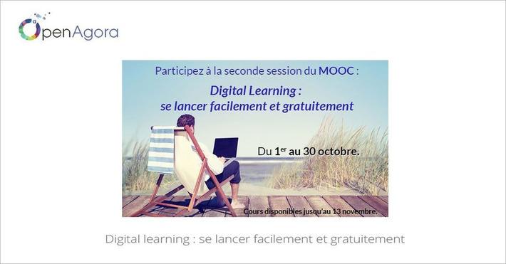 Le MOOC Digital Learning : se lancer facilement et gratuitement commence aujourd'hui   MOOC Francophone   Scoop.it