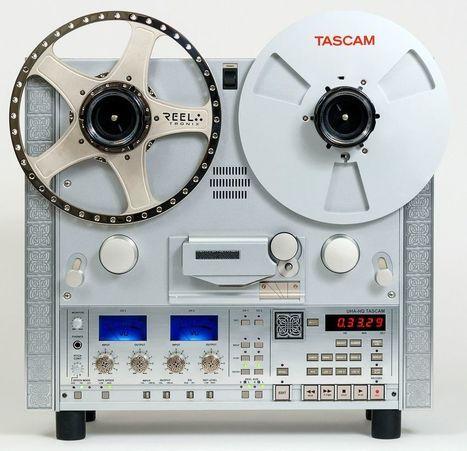 Reel-to-reel tape is the new vinyl | Lo que leo y otras astrologías. | Scoop.it