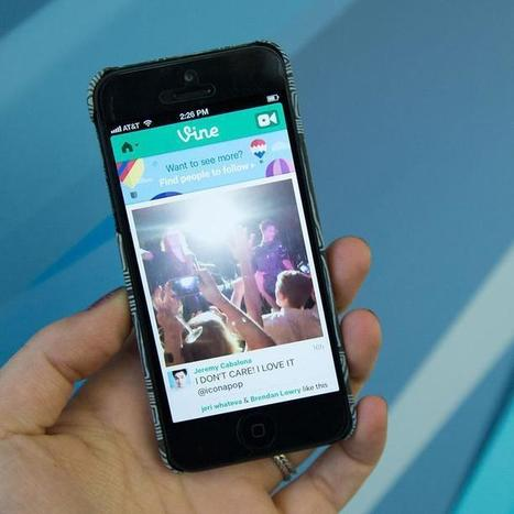 Vine Tops List of Free iPhone Apps in App Store | Social Media Journal | Scoop.it