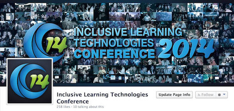 Top 10 Tips for getting the most out the ILT2014 Conference | Only three weeks to go! | The Spectronics Blog | Digital technologies for Special Needs Students | Scoop.it