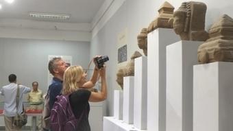 Da Nang exhibitions provides visitors with overview of Champa culture   VietNamNet   Kiosque du monde : Asie   Scoop.it