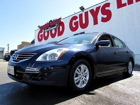 2010 Nissan Altima | Best Used Cars And Finance | Scoop.it