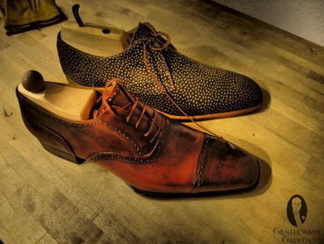How to Wear Brown Shoes & Boots for Men — Gentleman's Gazette | MY B*S* IS BOSS | Scoop.it
