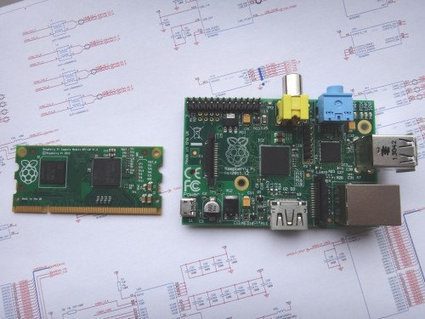 Raspberry Pi Compute Module is a $30 Raspberry Pi Compatible System-on-Module | Embedded Systems News | Scoop.it