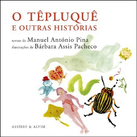 O Bicho dos Livros: O Têpluquê e outras hstórias | WEBFOLIO | Scoop.it