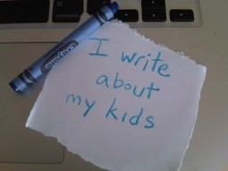 """I do not just write about my children.   Be More Than """"Just"""" You   Scoop.it"""