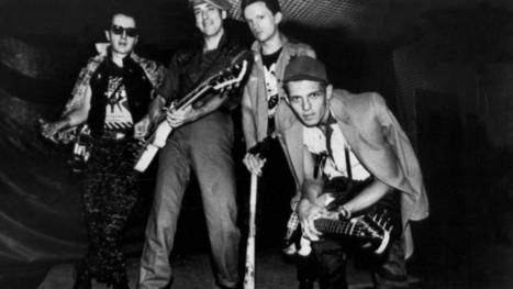 Le punk épinglé  à la Cité de la musique   Le Figaro   Kiosque du monde : A la une   Scoop.it