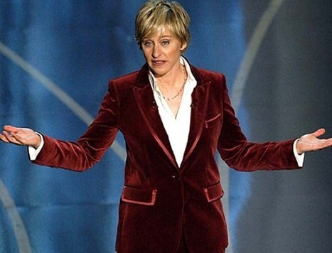 Ellen's Oscars Tweet Shows What The Future Will Be For Social TV   screen seriality   Scoop.it