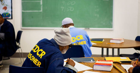 The Power of Pell Grants for Prisoners - The New Yorker | digital divide information | Scoop.it