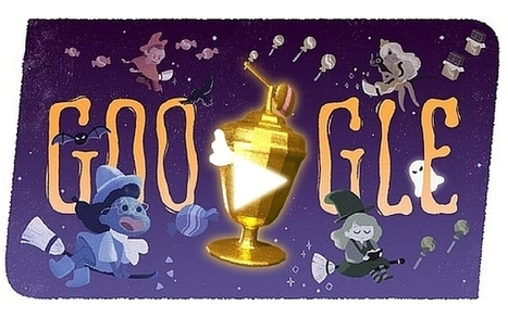 The 'Candy Cup' Halloween Google Doodle will help you procrastinate today | DISCOVERING SOCIAL MEDIA | Scoop.it