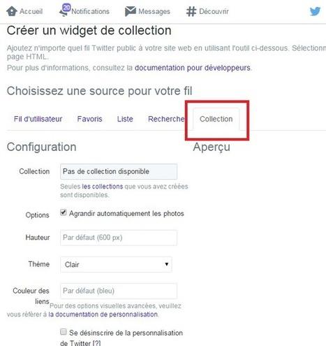 Arobasenet: Twitter lance Curator pour les médias | RS best practices | Scoop.it
