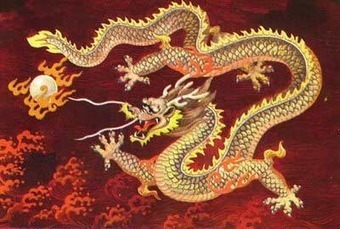 El origen de los dragones | Fantasía Oriental: Dioses y dragones del la Antigua  China | Scoop.it
