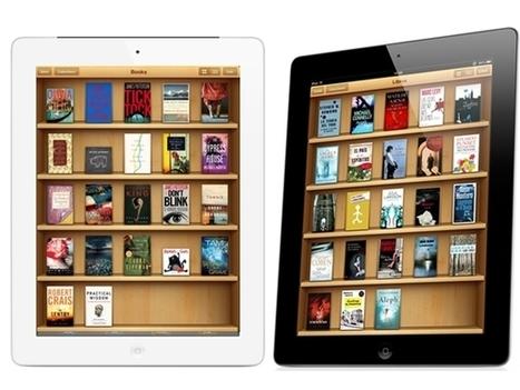 Apple renueva su app para libros electrónicos y mejora la lectura nocturna – Infobae.com | Libros electrónicos | Scoop.it