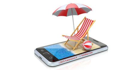 Estate & Vacanze. Aumenta l'accesso ai siti di viaggi da Mobile | Tecnologie: Soluzioni ICT per il Turismo | Scoop.it
