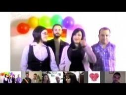 [VIDEO] Matrimonio de pareja lésbica chilena a través de internet | Tous Unis pour l'Egalité | Scoop.it