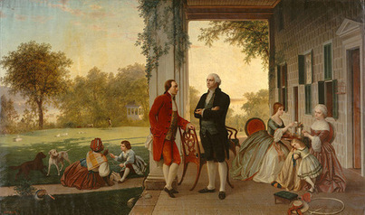 La Fayette et l'Hermione, héros de l'Indépendance américaine - La Croix | Nos Racines | Scoop.it