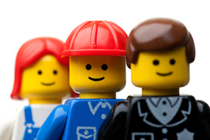 3 LEGO-Inspired Tips for Building a Better Customer Experience | CustomerThink | Better My Client Relationships | Scoop.it