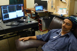 Researcher Remotely Operates Colleague's Brain Over The Internet | the web - ICT | Scoop.it